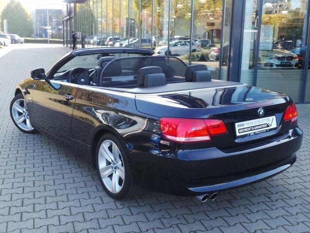 verkauft bmw 330 cabriolet gebraucht 2009 km in saarlouis. Black Bedroom Furniture Sets. Home Design Ideas