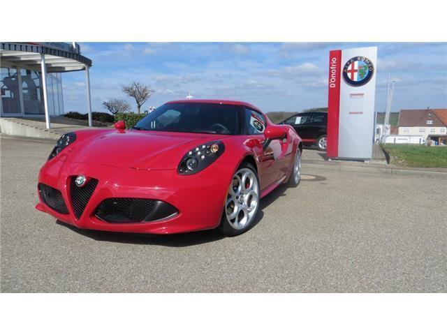 verkauft alfa romeo 4c 1 8 tbi gebraucht 2015 231 km in aalen oberalfingen. Black Bedroom Furniture Sets. Home Design Ideas