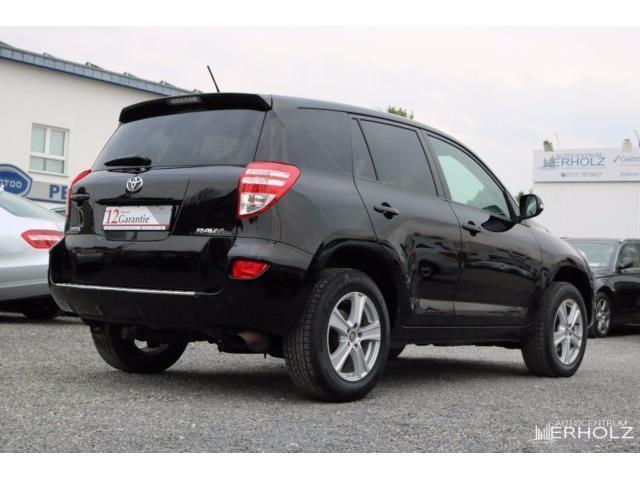 verkauft toyota rav4 sol 2 0 automatik gebraucht 2010 km in heinsberg. Black Bedroom Furniture Sets. Home Design Ideas