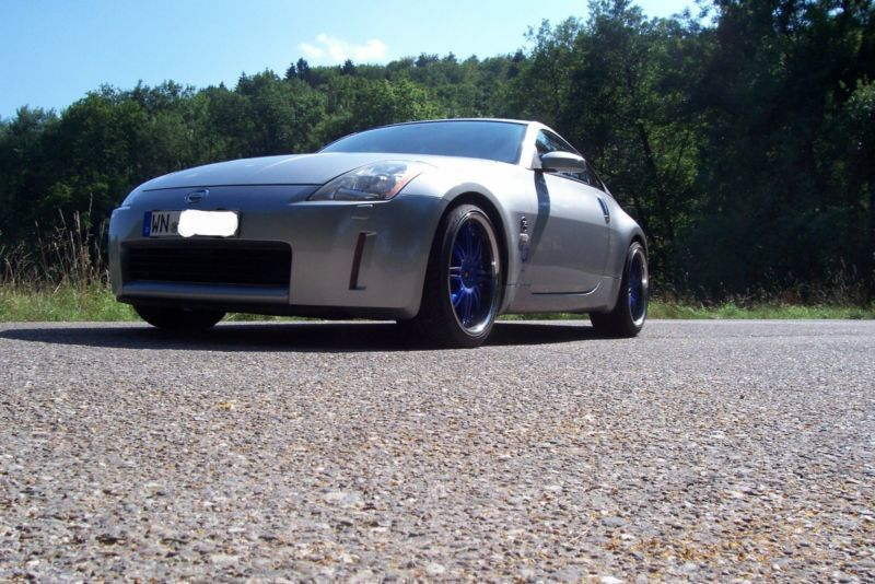 verkauft nissan 350z gebraucht 2005 km in weinstadt. Black Bedroom Furniture Sets. Home Design Ideas