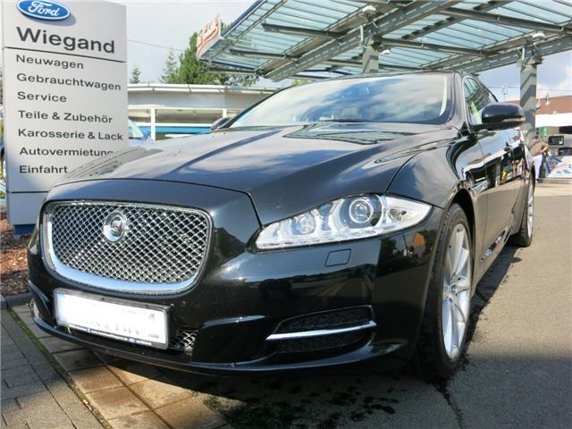 verkauft jaguar xj 3 0 v6 diesel s pre gebraucht 2011 km in. Black Bedroom Furniture Sets. Home Design Ideas