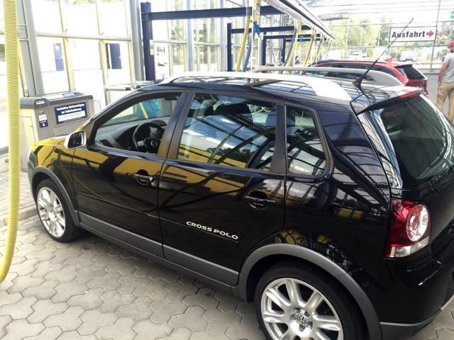 verkauft vw polo cross 1 9 tdi gebraucht 2006 km. Black Bedroom Furniture Sets. Home Design Ideas