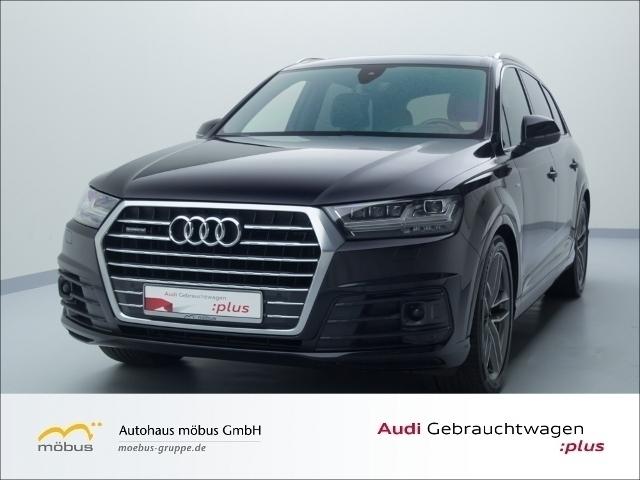 Verkauft Audi Q7 S Line 3 0 Tdi Quattr Gebraucht 2017 30 993 Km