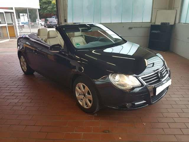 verkauft vw eos 2 0 tdi cabrio volla gebraucht 2007 km in dorum. Black Bedroom Furniture Sets. Home Design Ideas