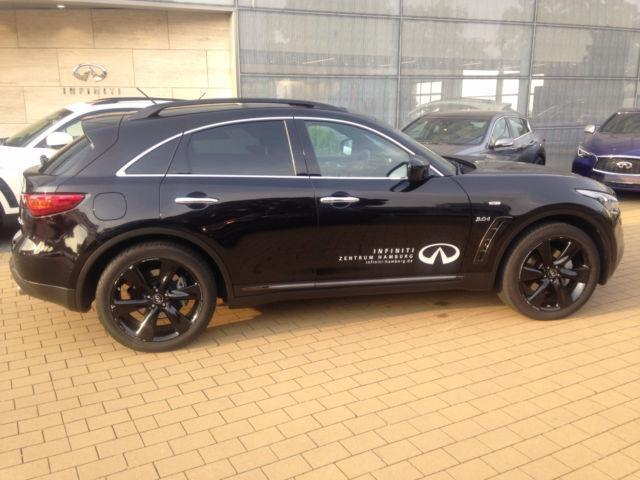 verkauft infiniti qx70 s design gebraucht 2014 km in hamburg. Black Bedroom Furniture Sets. Home Design Ideas