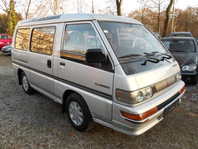 verkauft mitsubishi l300 l 300 kat lux., gebraucht 1993, 137.000 km