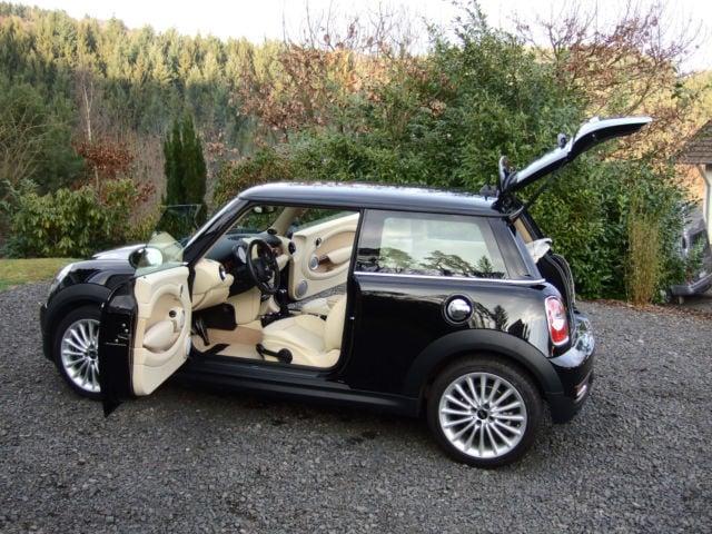 verkauft mini cooper s goodwood 1 gebraucht 2012 6. Black Bedroom Furniture Sets. Home Design Ideas