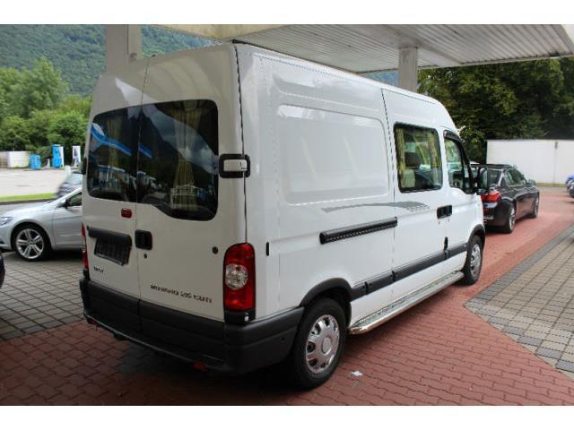 gebraucht 9 sitzer opel movano 2008 km in bonn. Black Bedroom Furniture Sets. Home Design Ideas