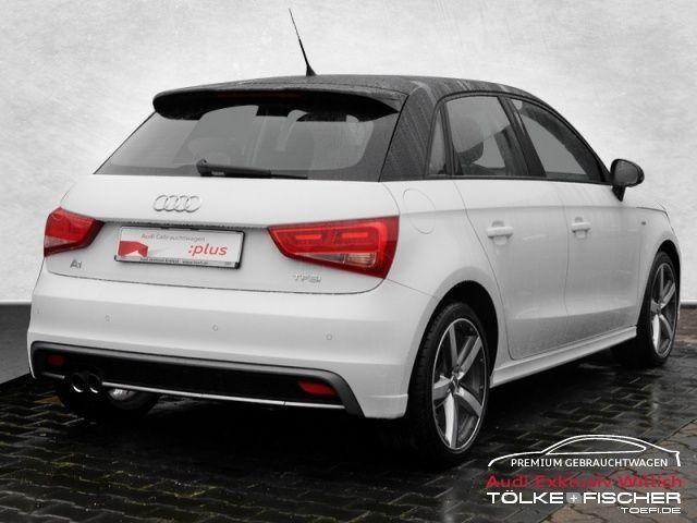 gebraucht a1 attraction 1 4 tfsi audi a1 sportback 2013. Black Bedroom Furniture Sets. Home Design Ideas