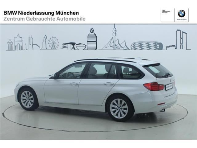 verkauft bmw 320 i touring modern line gebraucht 2013 km in m nchen fr ttmaning. Black Bedroom Furniture Sets. Home Design Ideas