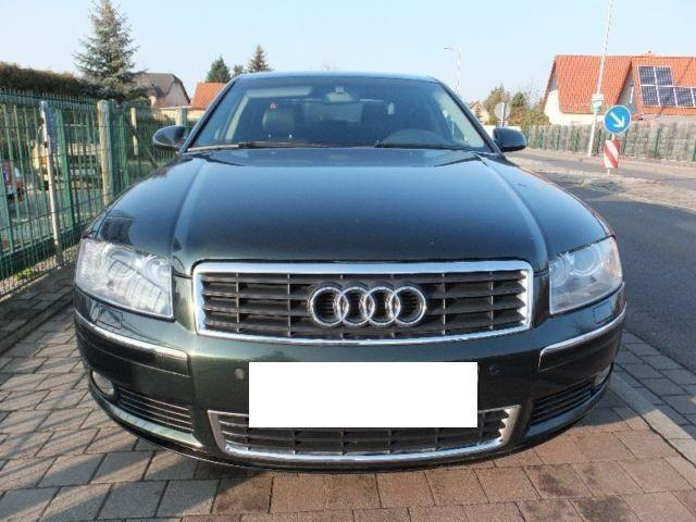 verkauft audi a8 4 2 quattro gebraucht 2004 km in bad schwartau. Black Bedroom Furniture Sets. Home Design Ideas