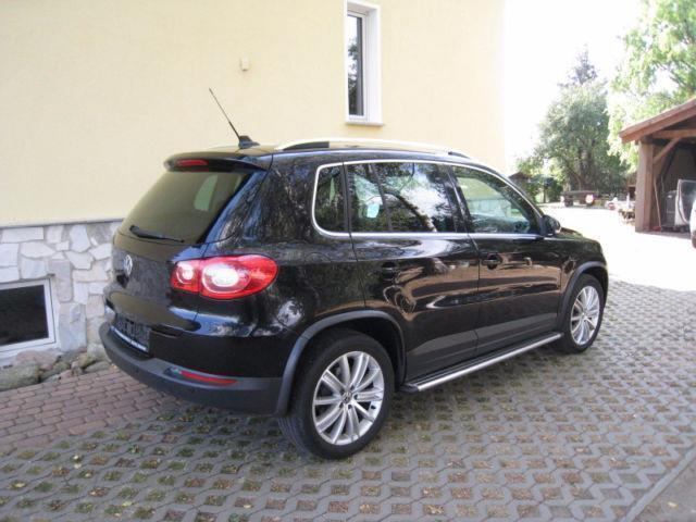 gebraucht 2 0 tdi dpf 4motion automatik sport vw tiguan 2008 km in reutlingen. Black Bedroom Furniture Sets. Home Design Ideas