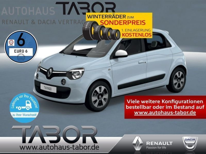 verkauft renault twingo 1 0 sce 70 life gebraucht 2016 10 km in kehl. Black Bedroom Furniture Sets. Home Design Ideas