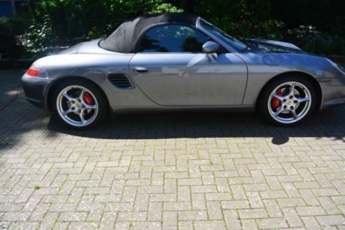 verkauft porsche boxster s gebraucht 2006 km in steinfurt. Black Bedroom Furniture Sets. Home Design Ideas