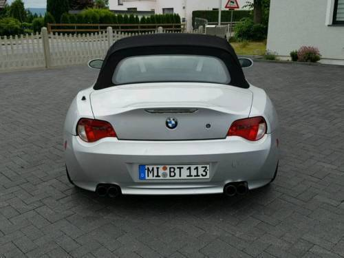 verkauft bmw z4 cabrio gebraucht 2007 km in minden. Black Bedroom Furniture Sets. Home Design Ideas