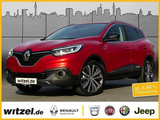 verkauft renault kadjar energy tce 130 gebraucht 2016 km in bochum. Black Bedroom Furniture Sets. Home Design Ideas