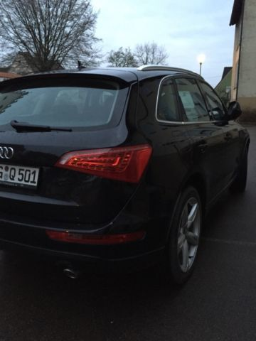 verkauft audi q5 gebraucht 2010 km in gundelfingen a d. Black Bedroom Furniture Sets. Home Design Ideas