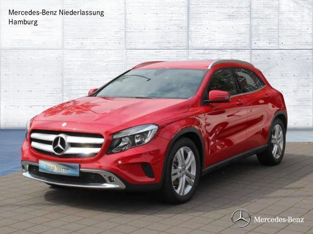 verkauft mercedes gla220 d 4m urban ga gebraucht 2016 km in hamburg. Black Bedroom Furniture Sets. Home Design Ideas