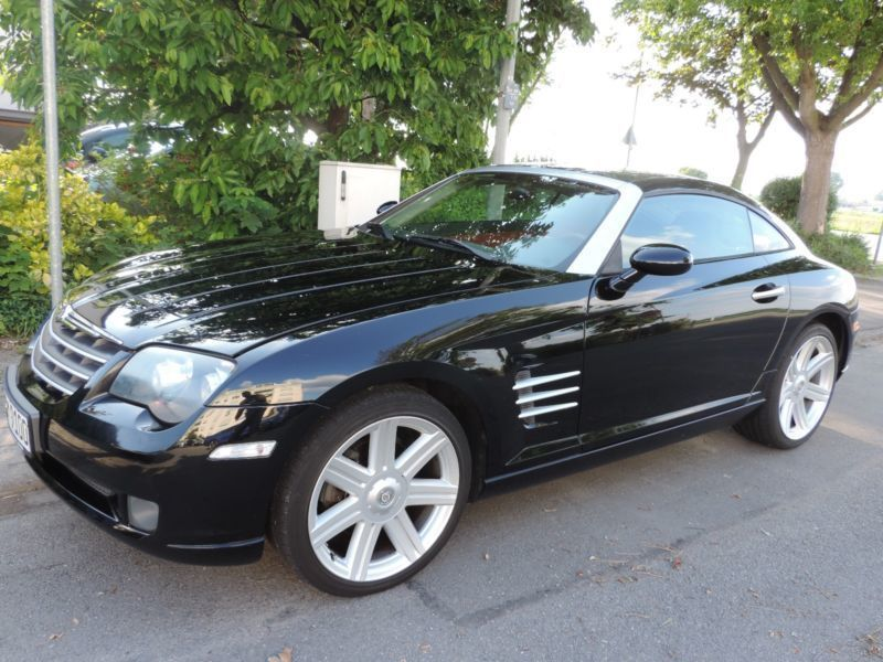 verkauft chrysler crossfire gebraucht 2004 km in heddesheim. Black Bedroom Furniture Sets. Home Design Ideas
