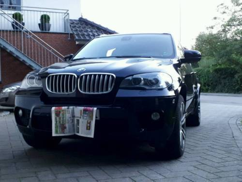 verkauft bmw x5 40d gebraucht 2011 km in lohne. Black Bedroom Furniture Sets. Home Design Ideas