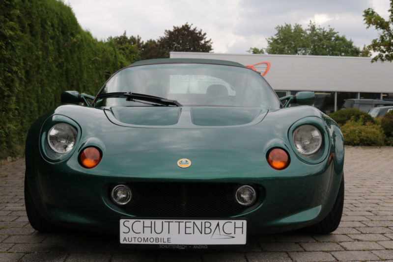 verkauft lotus elise mk1 m nchen gebraucht 1999 km in dresden. Black Bedroom Furniture Sets. Home Design Ideas