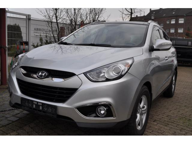 verkauft hyundai ix35 premium awd gebraucht 2012 km in oberhausen. Black Bedroom Furniture Sets. Home Design Ideas