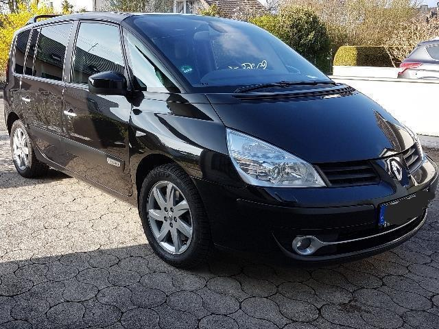 verkauft renault espace 2 0 dci fap ed gebraucht 2011 km in ichenhausen. Black Bedroom Furniture Sets. Home Design Ideas