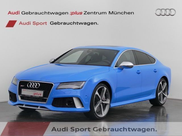 verkauft audi rs7 sportback 4 0 tfsi q gebraucht 2014 km in eching. Black Bedroom Furniture Sets. Home Design Ideas