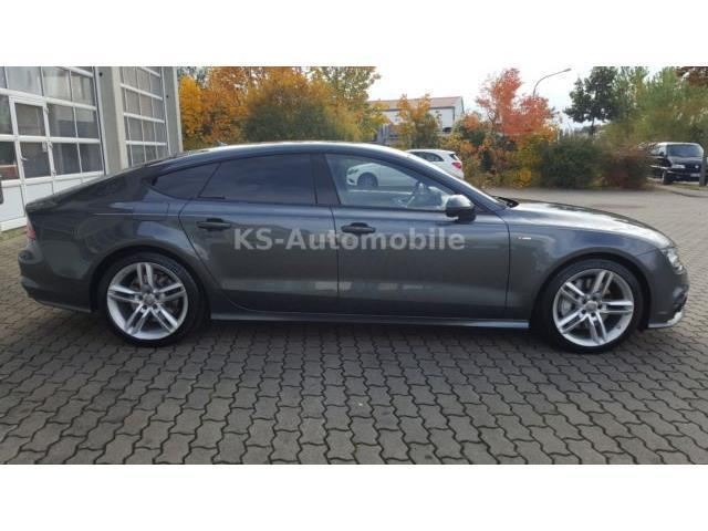 verkauft audi a7 sportback 3 0 tdi tip gebraucht 2012 km in wuppertal. Black Bedroom Furniture Sets. Home Design Ideas