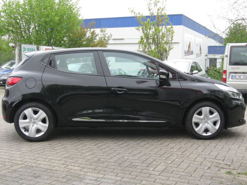 verkauft renault clio iv dci 90 start gebraucht 2015 km in bremen. Black Bedroom Furniture Sets. Home Design Ideas