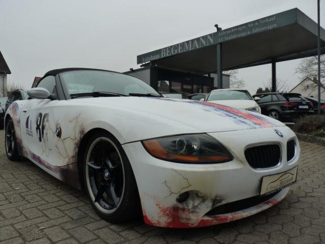 gebraucht bmw z4 2003 km in girod autouncle. Black Bedroom Furniture Sets. Home Design Ideas