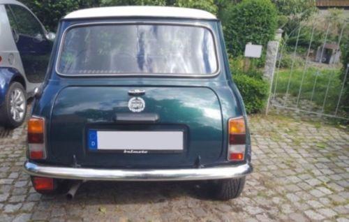 gebraucht mk ii cabrio mini 1300 1991 km in burgwedel. Black Bedroom Furniture Sets. Home Design Ideas