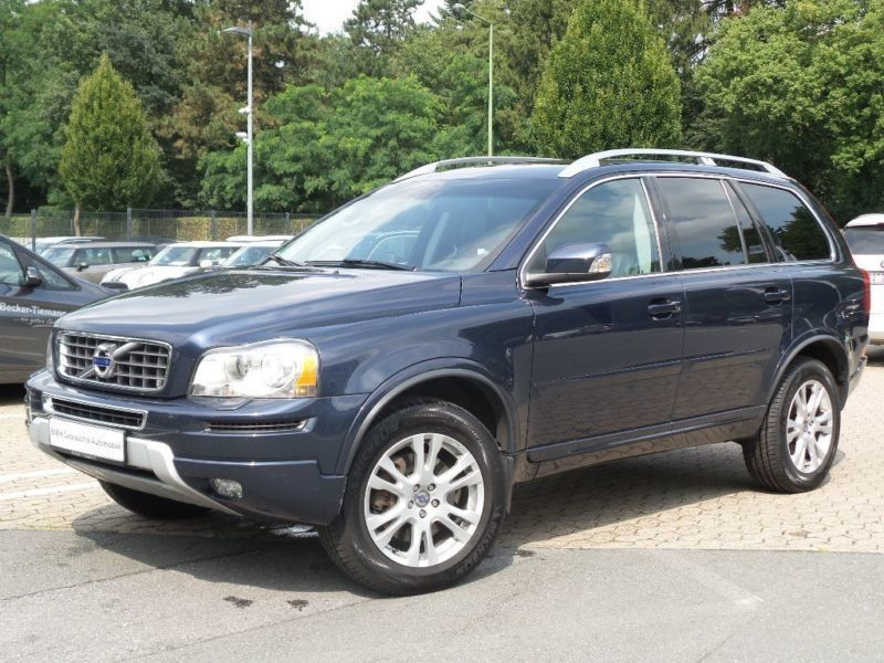 verkauft volvo xc90 d5 awd geartronic gebraucht 2012 km in bielefeld. Black Bedroom Furniture Sets. Home Design Ideas