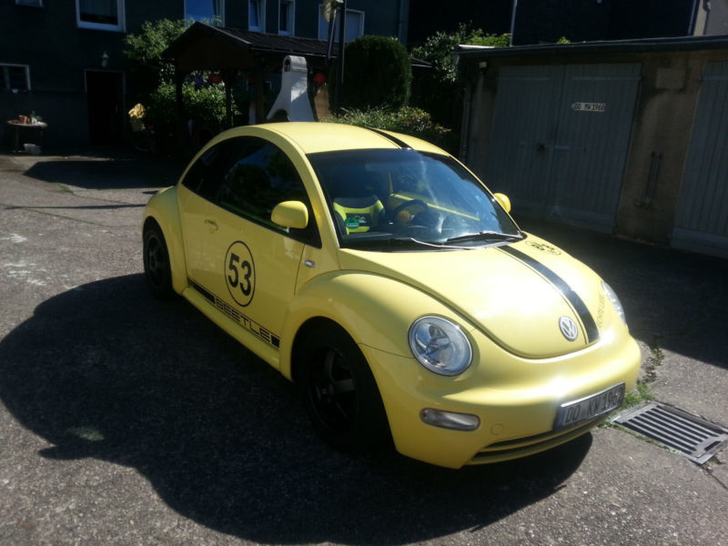 verkauft vw beetle bvb new2 0 gebraucht 2000 km in dortmund. Black Bedroom Furniture Sets. Home Design Ideas