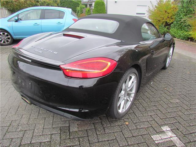 verkauft porsche boxster gebraucht 2014 km in giessen. Black Bedroom Furniture Sets. Home Design Ideas