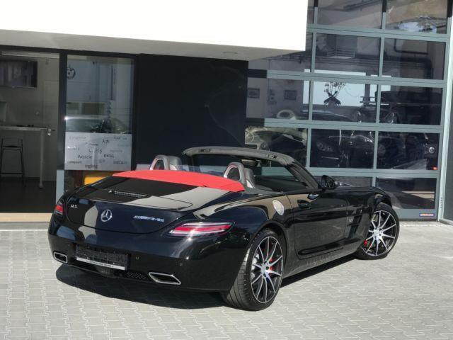 verkauft mercedes sls amg roadster gt gebraucht 2012 km in mainz kostheim. Black Bedroom Furniture Sets. Home Design Ideas