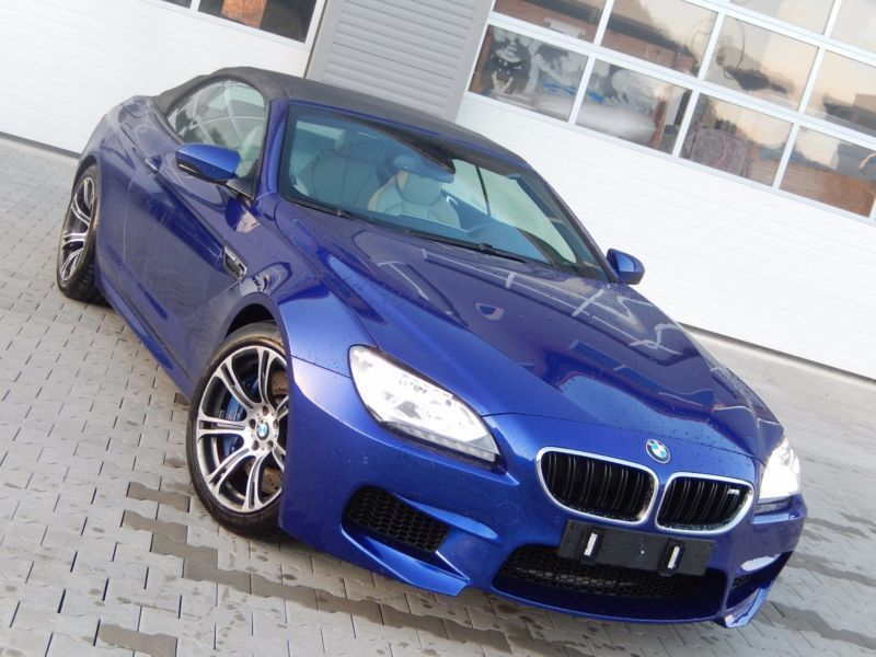 verkauft bmw m6 cabriolet gebraucht 2012 km in steglitz. Black Bedroom Furniture Sets. Home Design Ideas