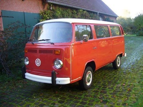 verkauft vw t2 bus komplett restaurie gebraucht 1973 500 km in g tersloh. Black Bedroom Furniture Sets. Home Design Ideas
