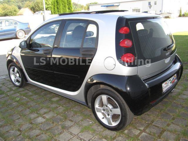 verkauft smart forfour pulse gebraucht 2006 km in m hnesee. Black Bedroom Furniture Sets. Home Design Ideas