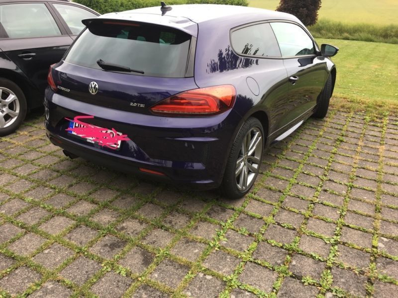 verkauft vw scirocco 2 0 tsi bluemoti gebraucht 2014 km in bad pyrmont. Black Bedroom Furniture Sets. Home Design Ideas
