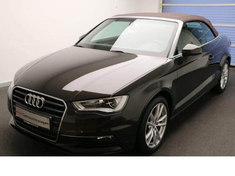 verkauft audi a3 cabriolet 1 8 tfsi s gebraucht 2014. Black Bedroom Furniture Sets. Home Design Ideas