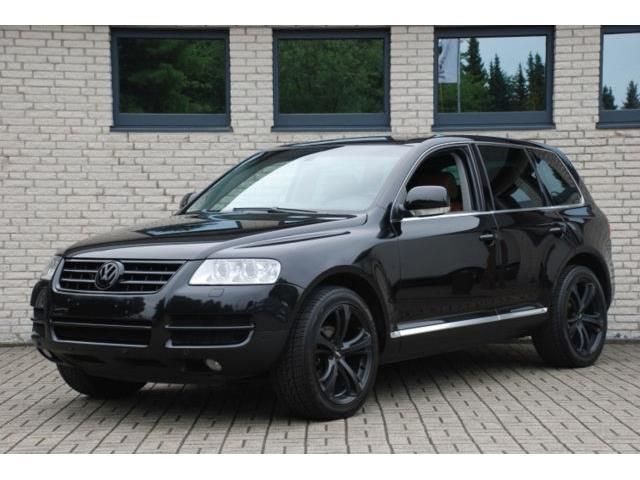 verkauft vw touareg individual r5 2 5 gebraucht 2004 km in beckum. Black Bedroom Furniture Sets. Home Design Ideas