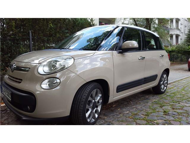 verkauft fiat 500l 0 9 twinair start s gebraucht 2013 km in bad d rrheim. Black Bedroom Furniture Sets. Home Design Ideas