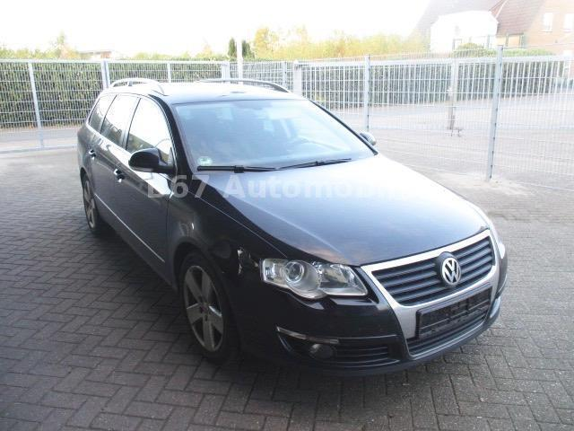 verkauft vw passat variant e comfortli gebraucht 2007 km in rhede. Black Bedroom Furniture Sets. Home Design Ideas
