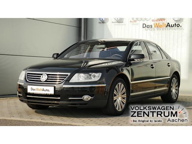 verkauft vw phaeton 4 2 v8 navi luftfe gebraucht 2010 km in aachen. Black Bedroom Furniture Sets. Home Design Ideas