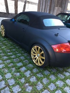 verkauft audi tt roadster tt tt 8n t gebraucht 2000 km in denkendorf. Black Bedroom Furniture Sets. Home Design Ideas