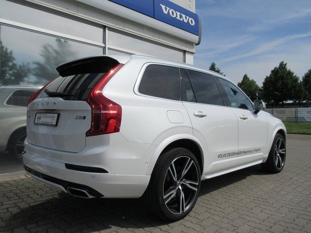 verkauft volvo xc90 d5 awd geartronic gebraucht 2016 km in magdeburg. Black Bedroom Furniture Sets. Home Design Ideas
