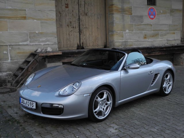 verkauft porsche boxster 987 sportpaket gebraucht 2006 km in hersbruck. Black Bedroom Furniture Sets. Home Design Ideas