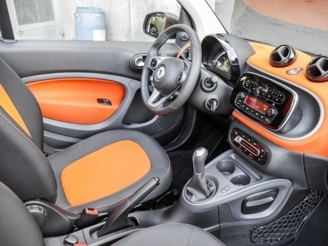 verkauft smart fortwo cabrio passion gebraucht 2018 km in wuppertal. Black Bedroom Furniture Sets. Home Design Ideas