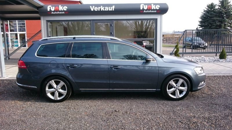 verkauft vw passat variant 2 0 tdi dsg gebraucht 2012 km in gernrode. Black Bedroom Furniture Sets. Home Design Ideas